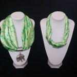 Satin scarf by Satin Creations of Canada