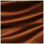 Chocolate Satin Material