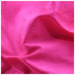 Hot Pink Satin Material