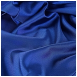 Midnight Blue Satin Material