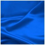 Royal Blue Satin Material