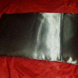 Satin Billow, Satin Pillow or Chenille Throw Blanket