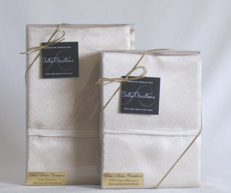 Satin Pillowcase Prevent Hair Loss: Satin Pillowcases By Satin Creations