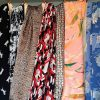 Satin Infinity Scarf Prints by Satin Creations, Canada
