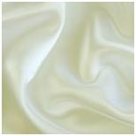Cream Satin Material