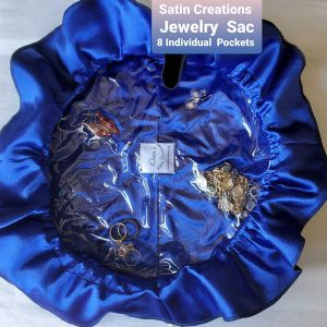 Satin Jewelry Sac – NEW LOOK!