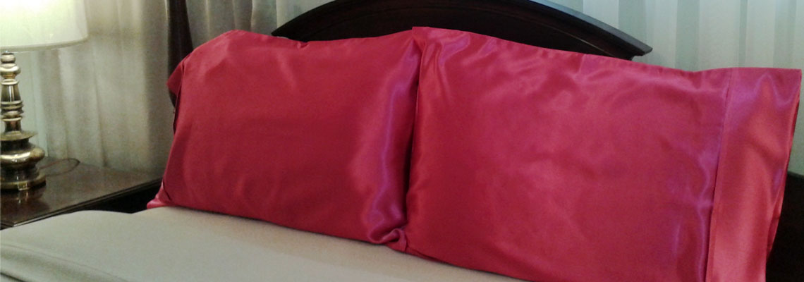 Quality Satin Pillowcases - Satin Creations, Canada